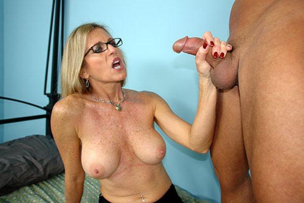 new mom handjobs