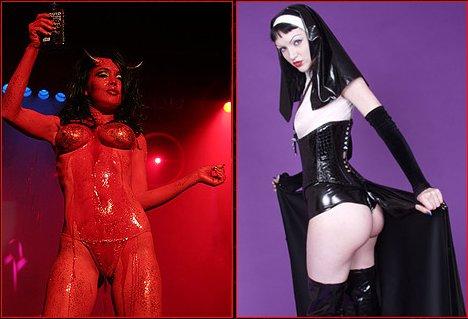 Halloween Porn Blog