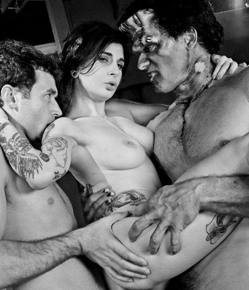Joanna Angel Double Dicked In Fuckenstein